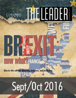 September 2016 Leader cover