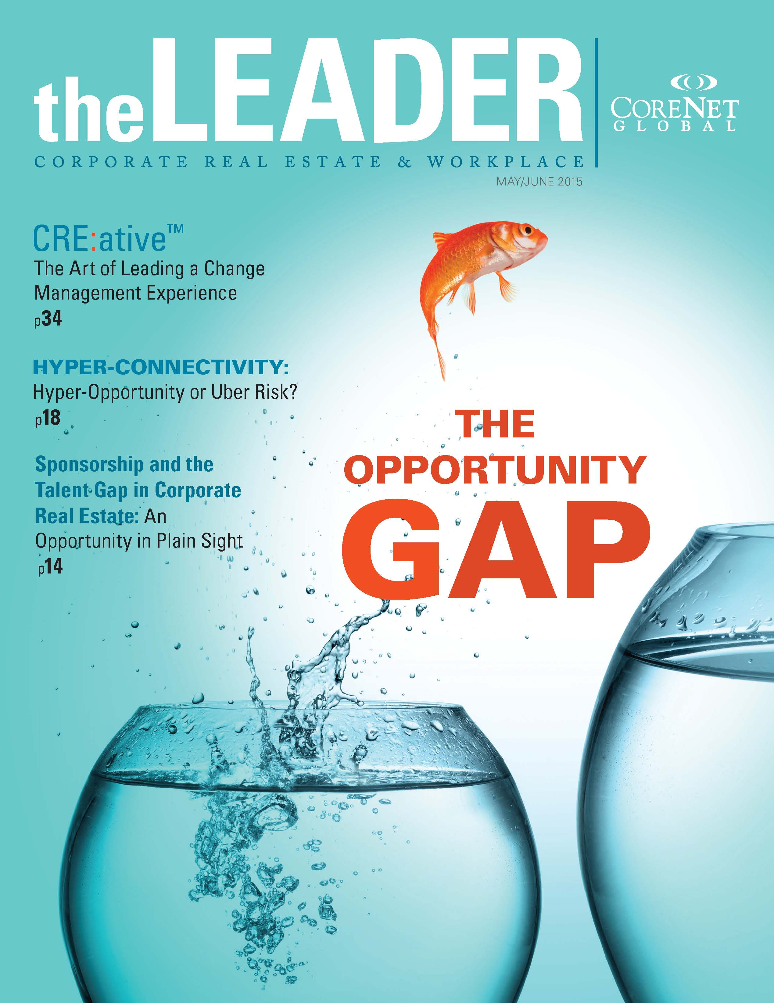 the LEADER May/June 2015