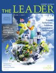 July / August issue of the LEADER